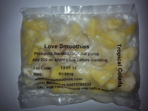 TROPICAL COLADA G.140X15BS LOVESMOOTHIES