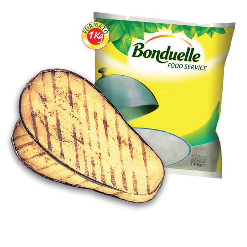 BON.MELANZANE GRIGLIATE KG.1 BONDUELLE
