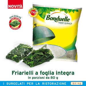 BON.FRIARIELLI A FOGLIA INTEGRA KG.1 BON