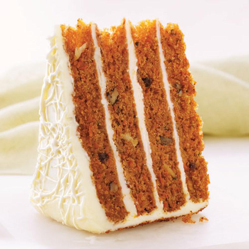 CARROT CAKE 4HIGH KG.3,43 SWEET