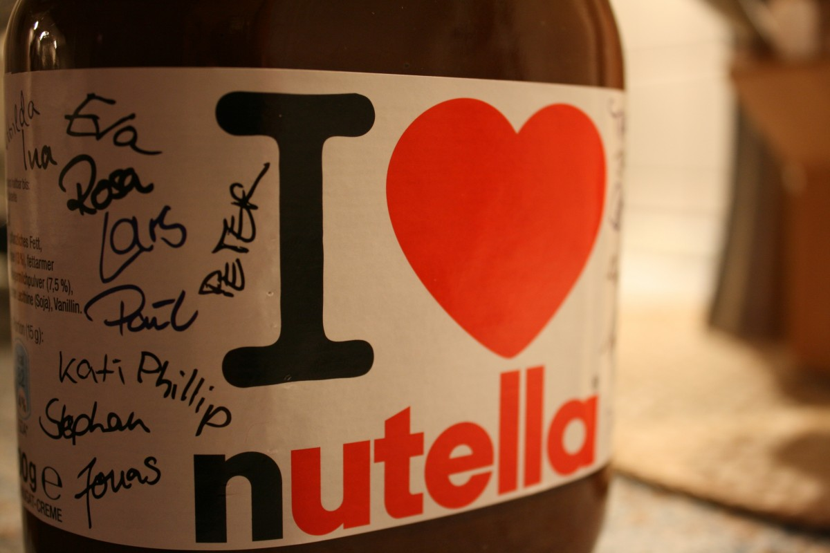 Sei pronto per il World Nutella Day?