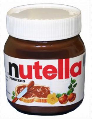 Nutella, mostrati a noi