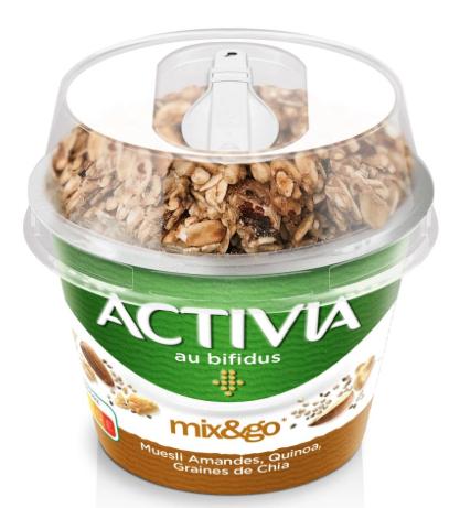 Metti Activia… a colazione