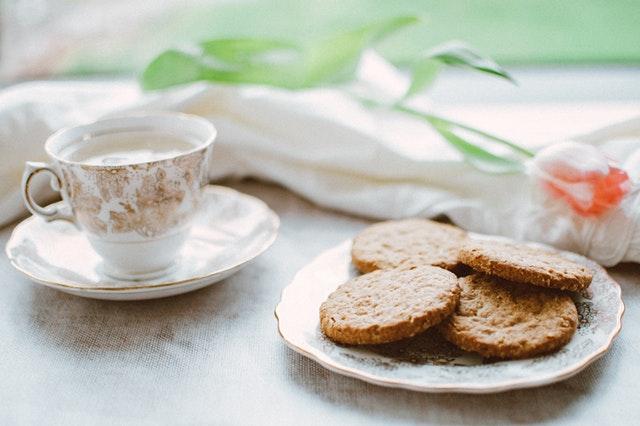Valorizza l'ora del tè