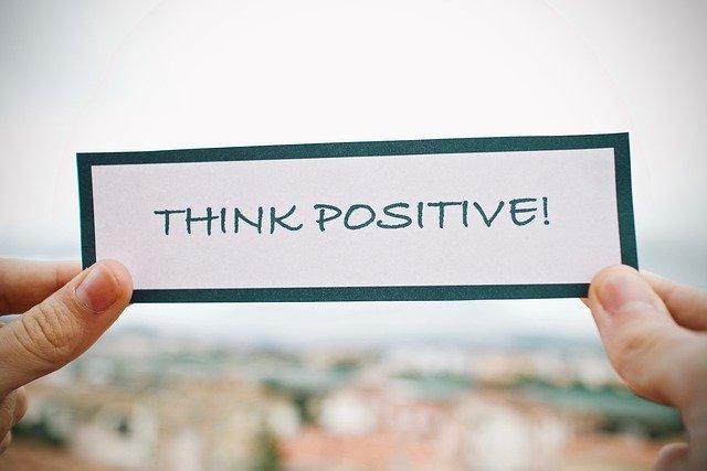 L'importanza del pensiero positivo