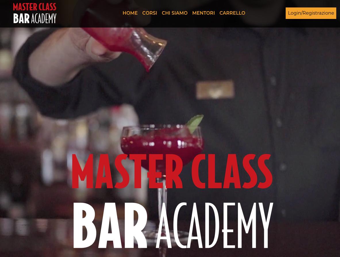 Organizza le tue master class