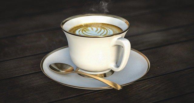 Il piacere del buon caffè…