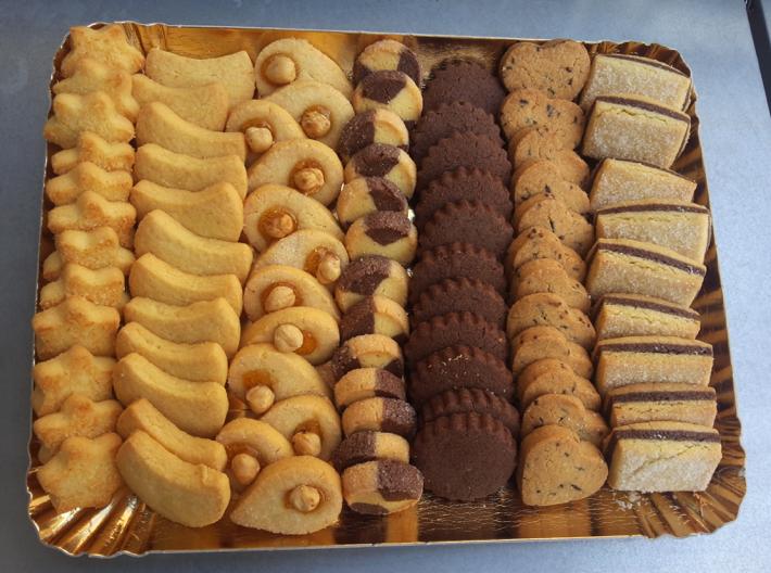 Un biscotto per festeggiare!