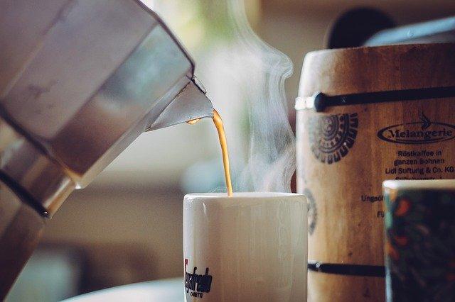 Corri ai ripari per il caffè!